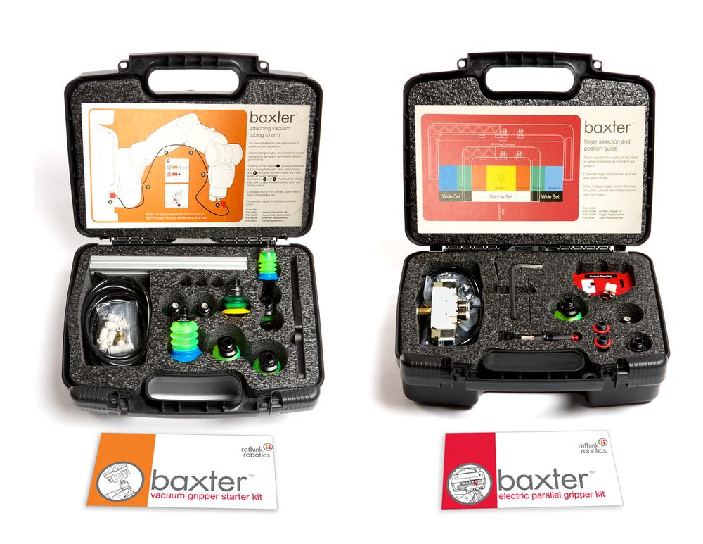 Baxter Gripper Kits