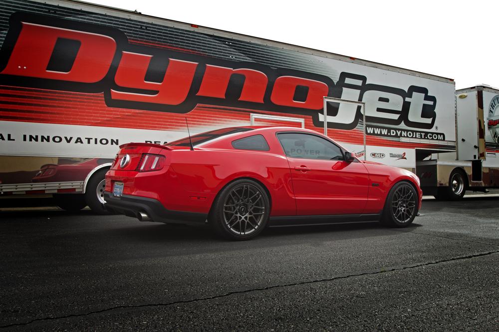 Dynojet Mustang