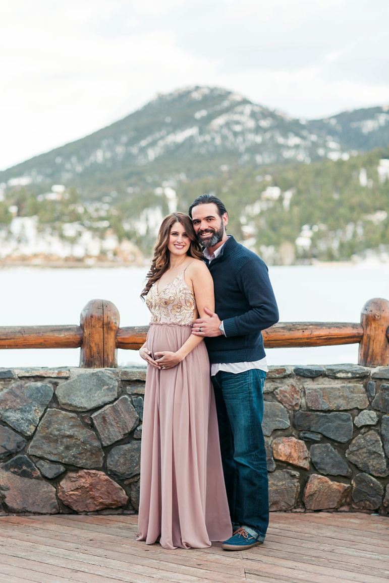 Denver Colorado Wedding Photographer Breckenridge Vail Maternity Reveal Milwaukee WI Madison Green Bay
