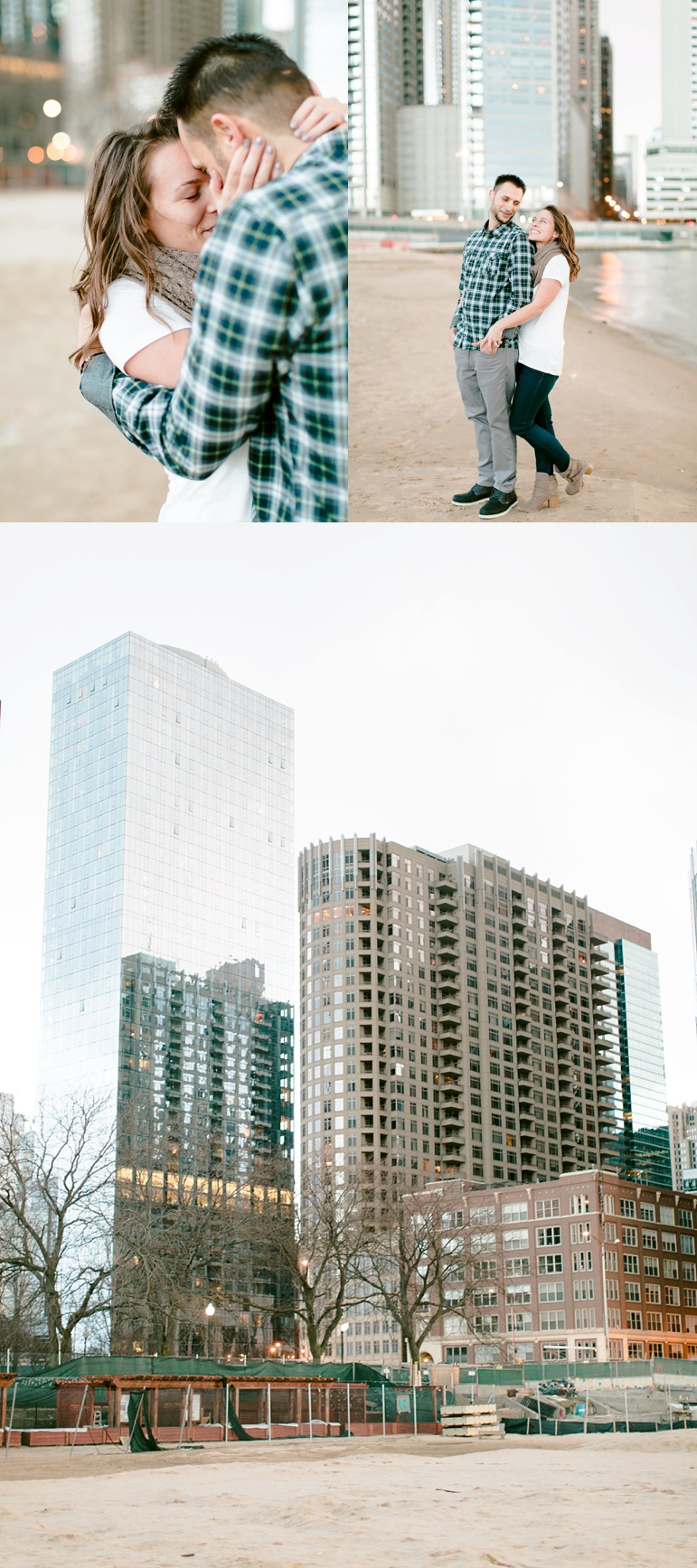 Karen Ann Photography Chicago Wedding Photographers Downtown Chicago Engagement Session Green Bay Milwaukee Madison Wisconsin Milton Olive Park