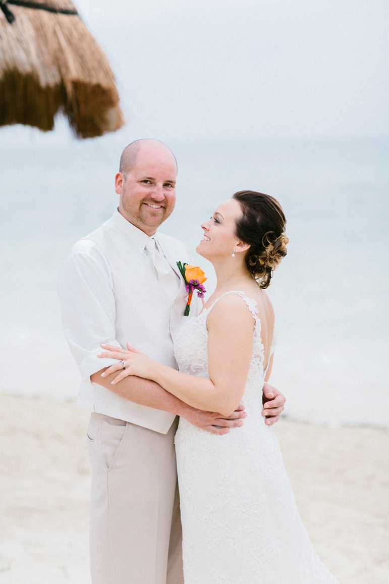 Ocean Coral and Turquesa Resort Photos | Riviera Maya Mexico Destination Wedding Photography | Milwaukee Green Bay Madison Chicago IL Door County Appleton Photographers