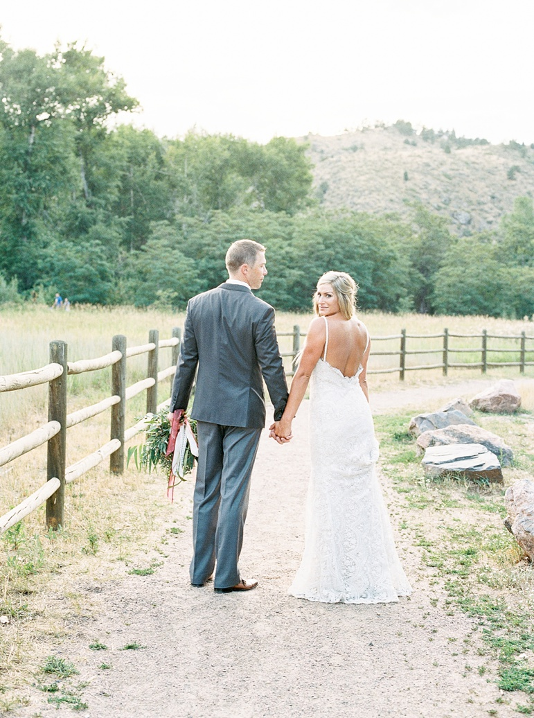 Denver Wedding Photographers, The Manor House, Blue Bridal Boutique, Sarah O. Jewelry, Curate Events + Design, Hunt and Gather Event Rentals, Ivy Lane Floral, Karen Ann Photography, Colorado Wedding