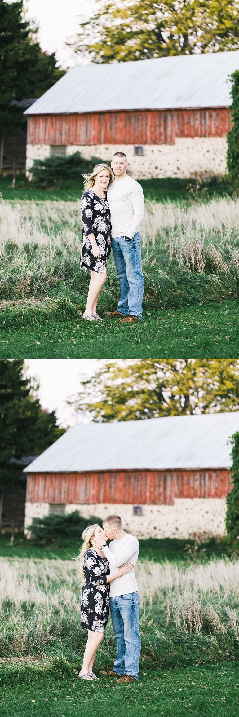 Milwaukee Photographers, Karen Ann Photography, Door County WI Engagement Photos, Fall Engagement, Gordons Lodge