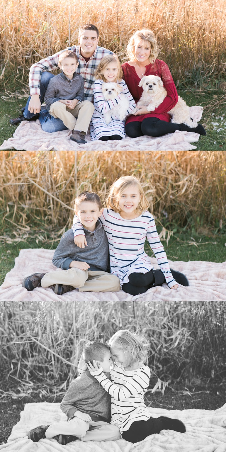 Green Bay Fall Family Photos, Fonferek Glen Preserve, Wisconsin Photographer