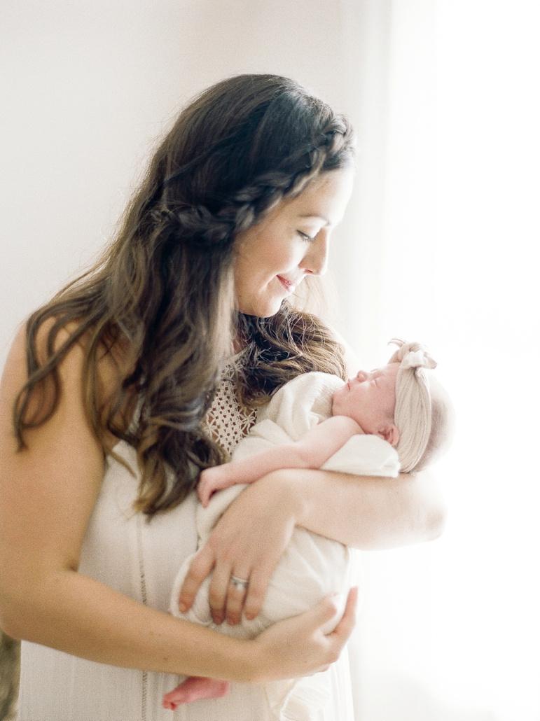 Door County WI Photographer, Green Bay Family Newborn Photos