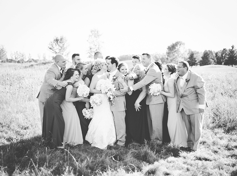 Fond Du Lac Wedding Photographer, Holy Family Catholic Church Fond du Lac WI, Whispering Springs Golf Course