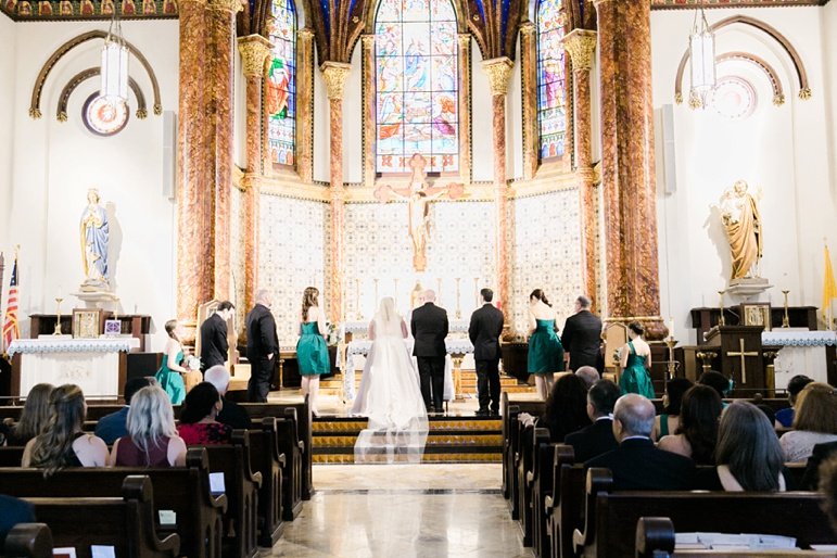 Austin Wedding Photographer, St. Mary's Cathedral Catholic Church, Brodie Homestead