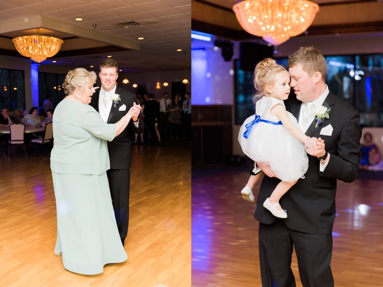 Green Bay Wisconsin Wedding Photographers, Messiah Lutheran Church Wedding, The Ravine Bar & Grill Reception