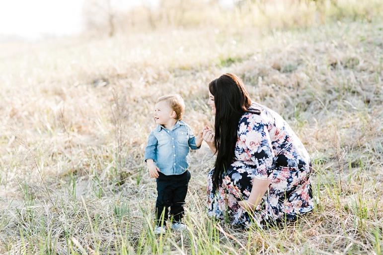 Wisconsin Family Photographers, Beach Family Photos, Spring Mini Session