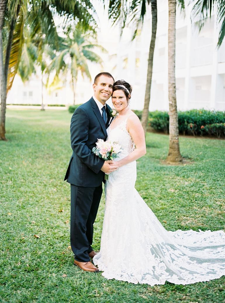 The Riu Resort Montego Bay Jamaica Destination Wedding