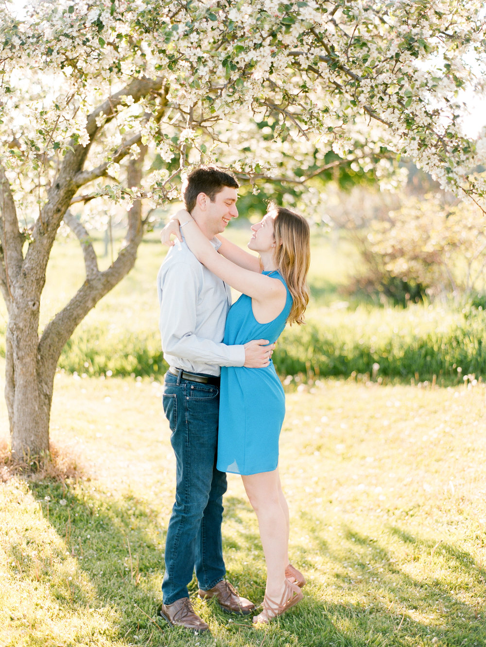 Madison Wisconsin Engagement Wedding Photographer