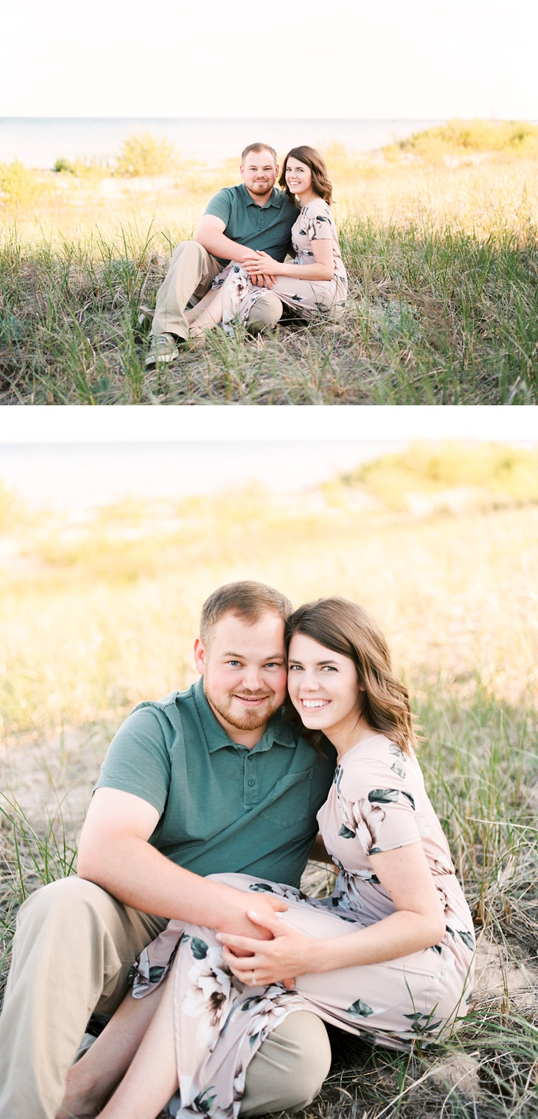 whistling straits engagement, destination kohler wedding