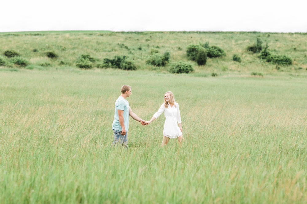 Manitowoc Wedding Photographers Engagement Photos