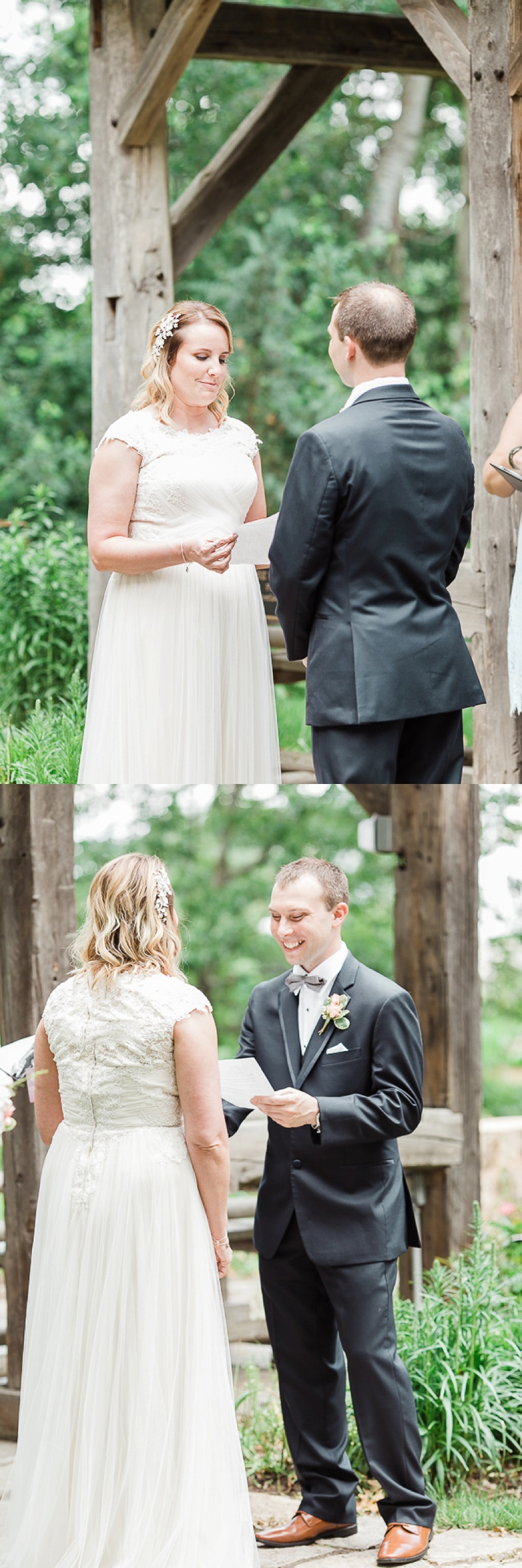 Outdoor Garden Weddings, Green Bay Botanical Gardens, Wedding Florist in Green Bay Pedal Pushers