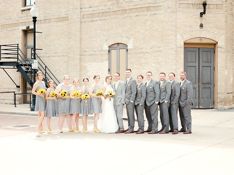 Oshkosh Wedding Photographers, Most Blessed Sacrament Parish, Becket's
