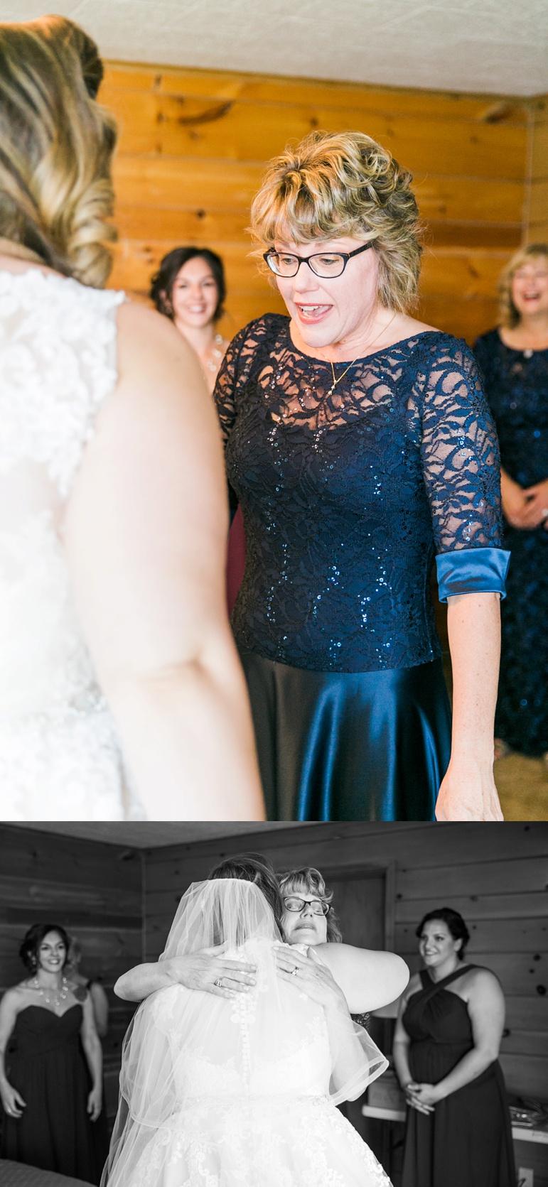 Stella Maris Catholic ChurchFish Creek WI and Gordon Lodge Baileys Harbor Door County Wisconsin Wedding, Ebb & Flow Green Bay Florist