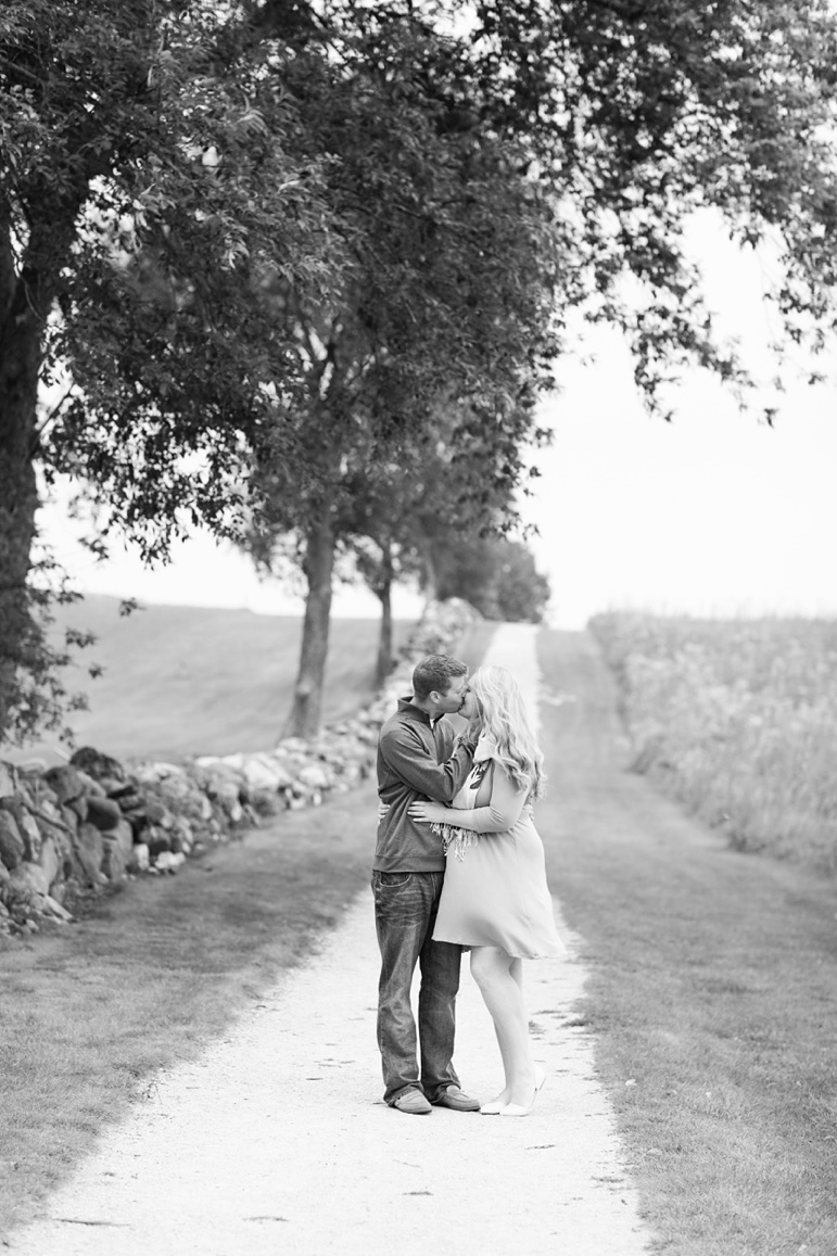 Pope Farm Conservancy Madison WI Engagement Photos