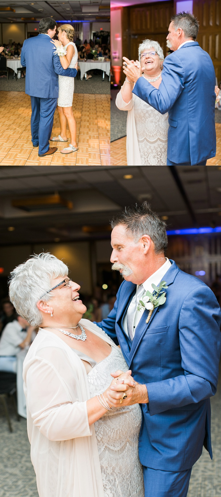 Fox Hills Resort Wedding, Manitowoc WI Wedding Photographers