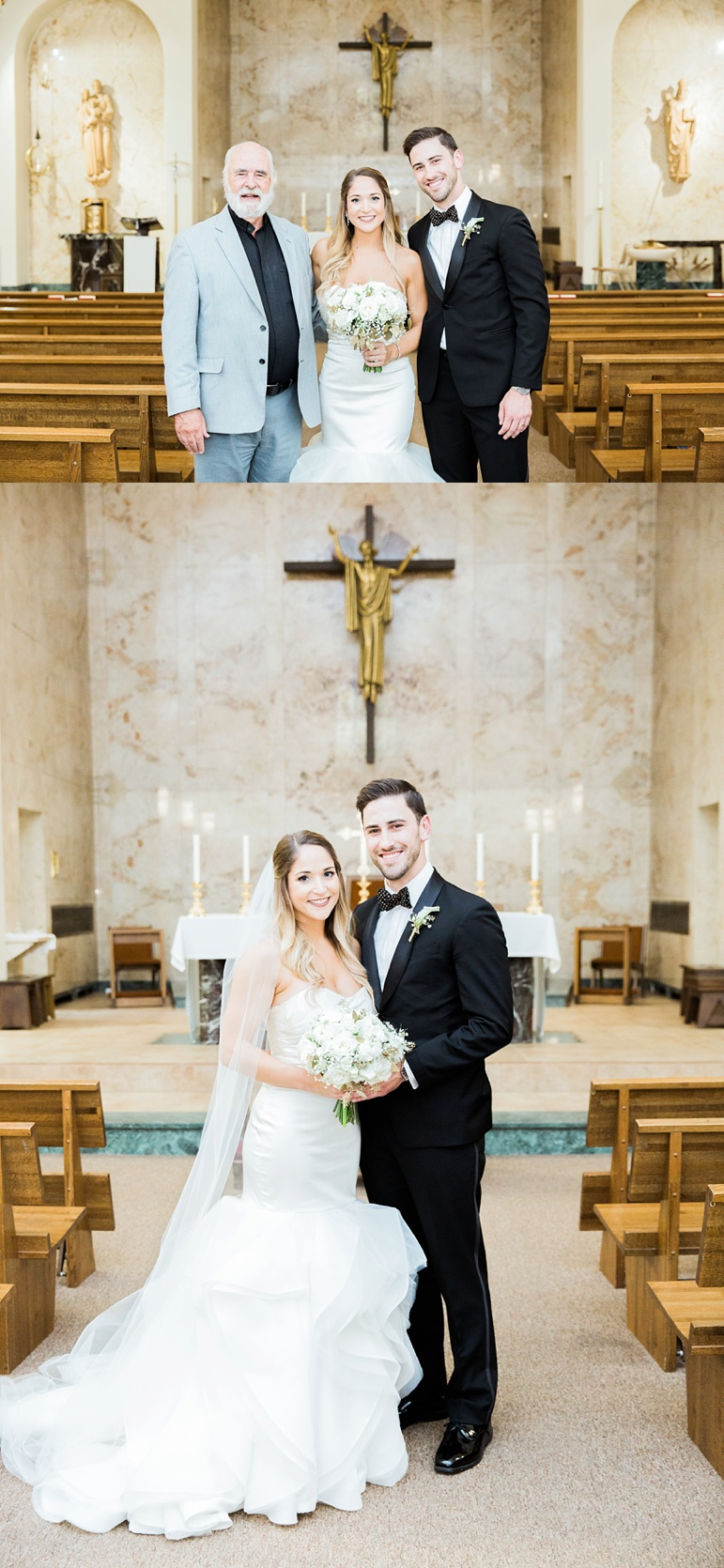 St. Patrick's Cathedral Parish Madison WI Wedding