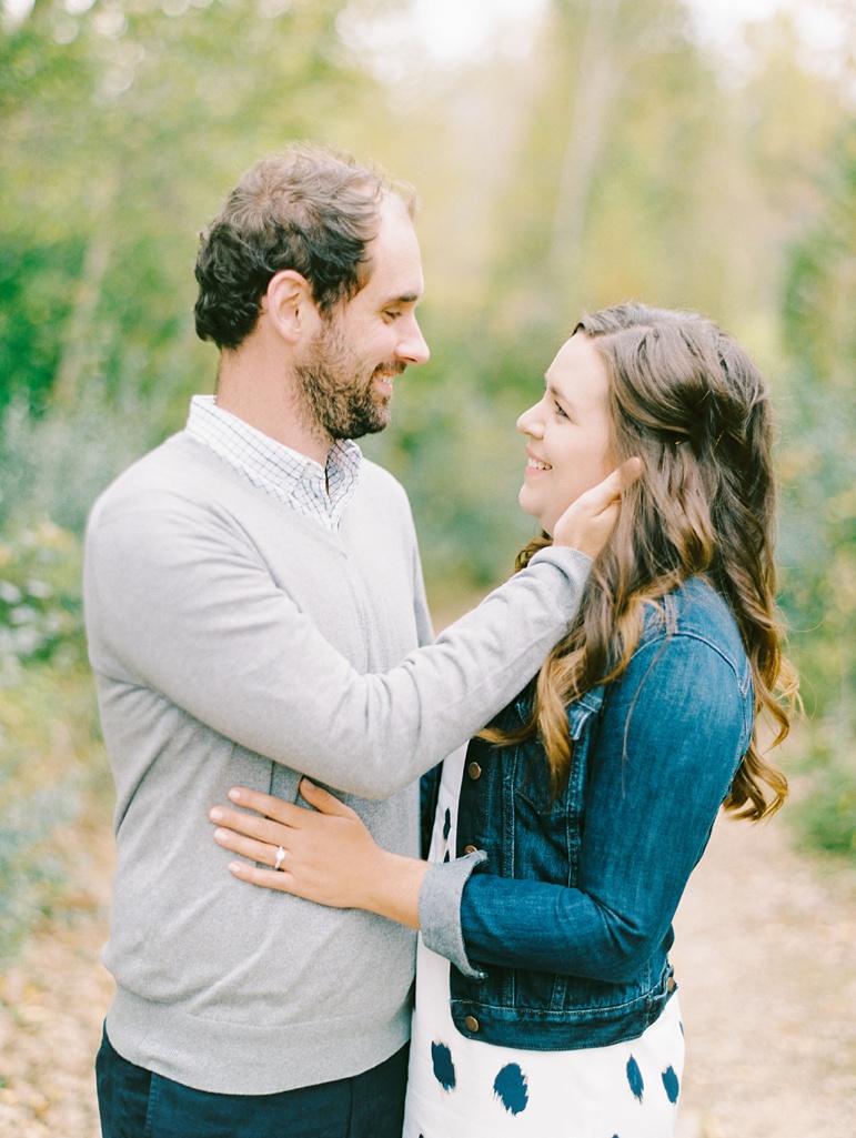 Green Bay Fall Engagement Photos, Green Bay Wedding Photographers