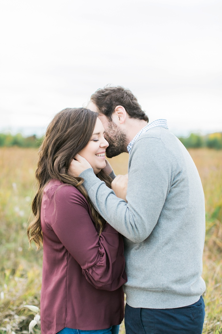 Green Bay Fall Engagement Photos, Green Bay Wedding Photographers