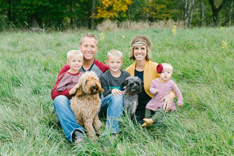 Wisconsin Family Photographers | Brillion Family Photos