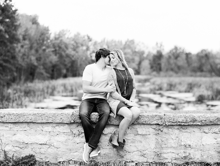 Wisconsin Photographers | Fall Engagement Photos