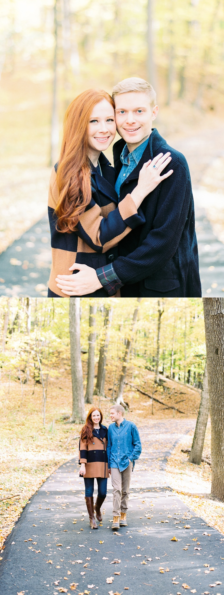 Holy Hill WI Engagement Photos | Madison Photographers