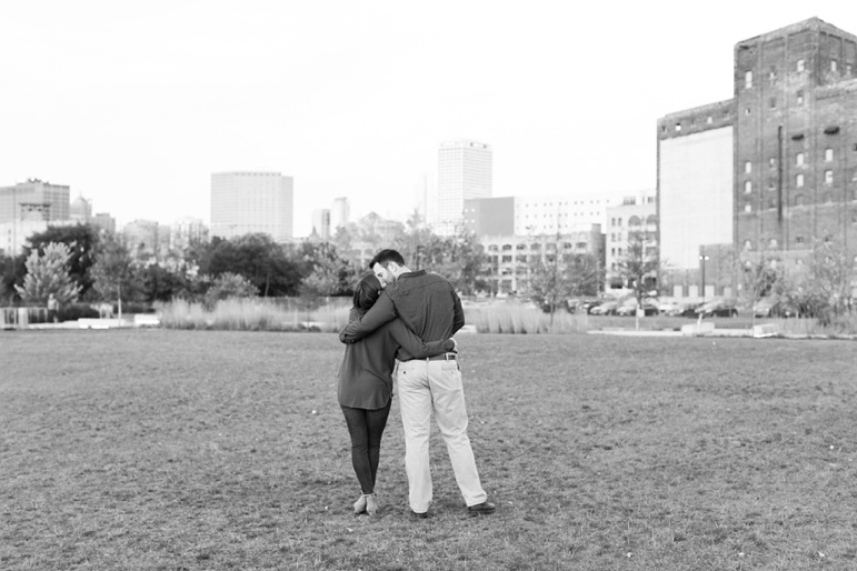 Downtown Milwaukee WI Engagement Photos, Wisconsin Wedding Photographers