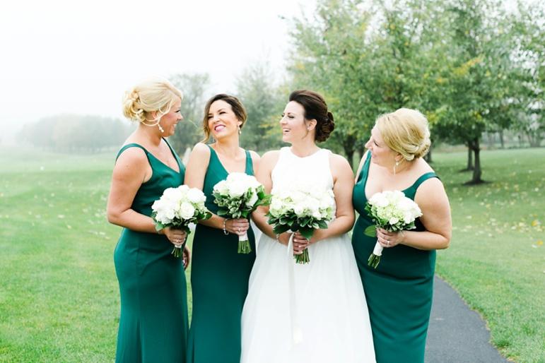 Whispering Springs Golf Course  Fond Du Lac WI Wedding