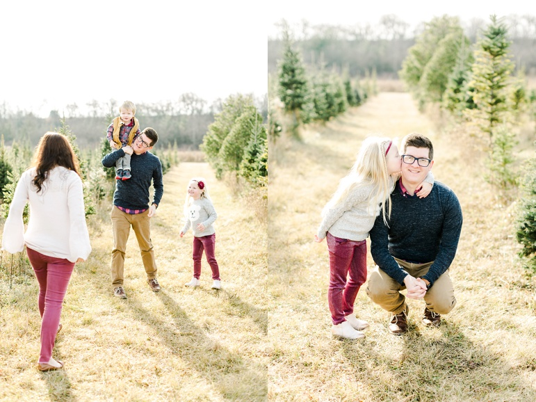 Wisconsin Holiday Mini Session