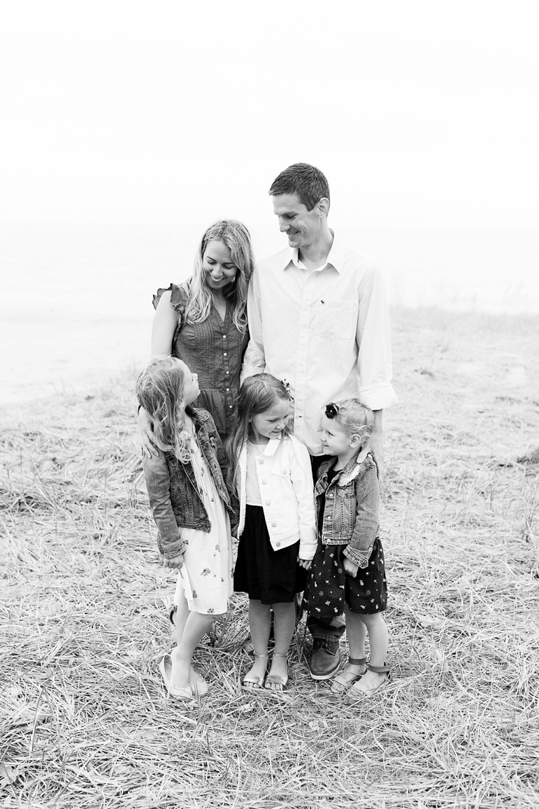 Wisconsin Beach Family Photos