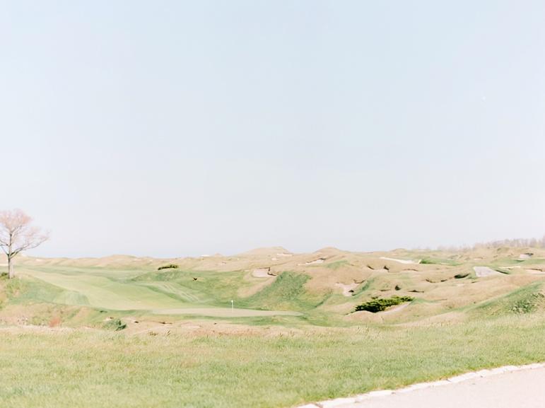 Sheboygan WI Wedding at Whistling Straits Golf Course
