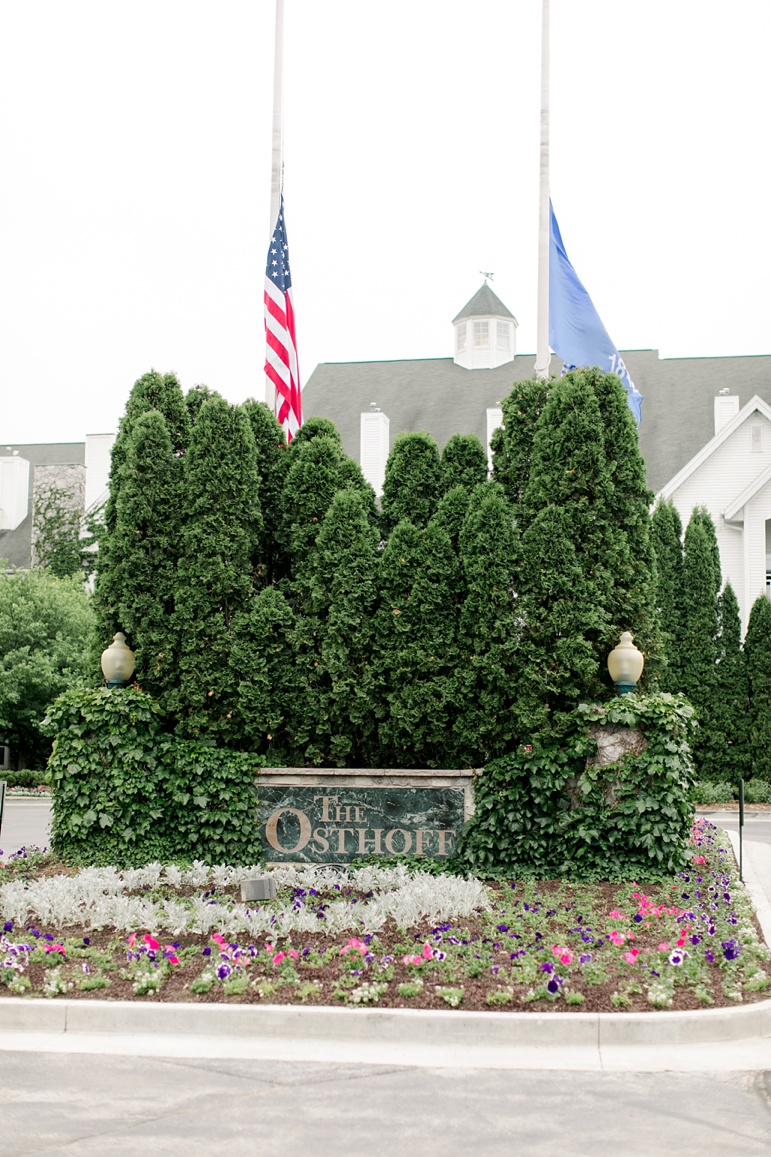 Osthoff Resort Wedding in Elkhart Lake WI