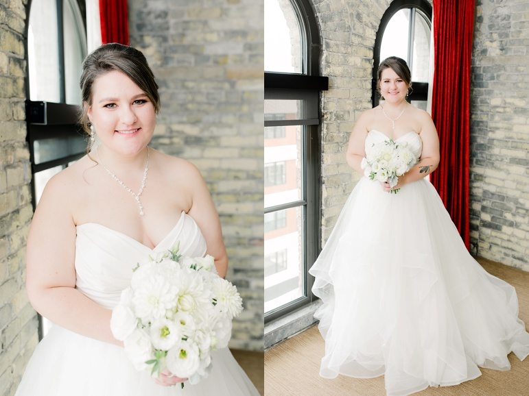 Milwaukee County Historical Society Wedding