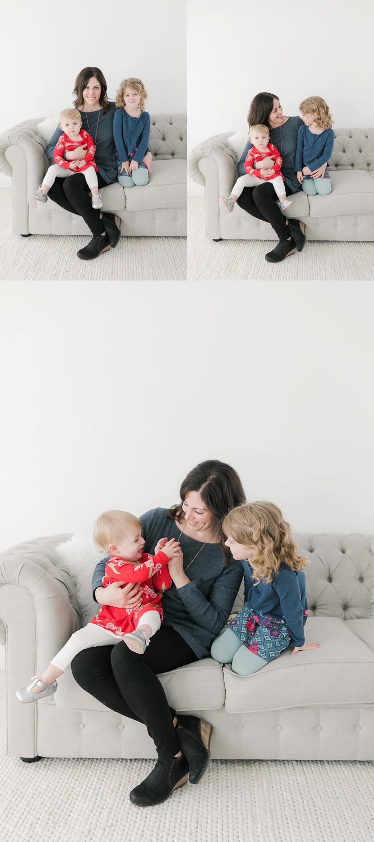 Manitowoc Studio Family Photos