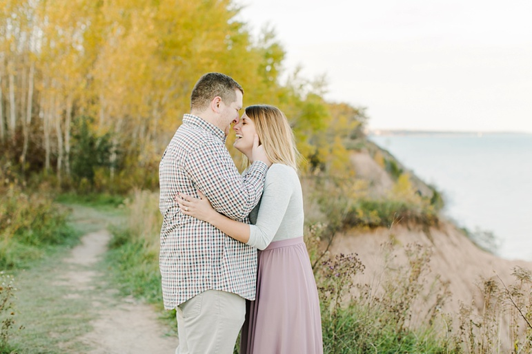 Milwaukee WI Engagement Photos