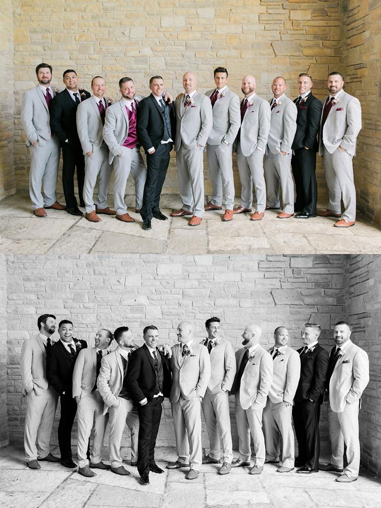 St. John's Northwestern Military Academy Wedding Photos