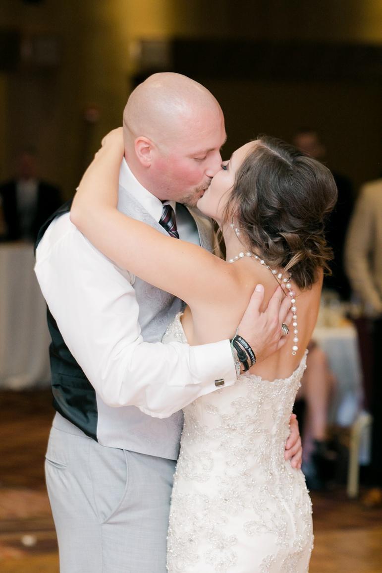 Hyatt Regency Milwaukee WI Wedding