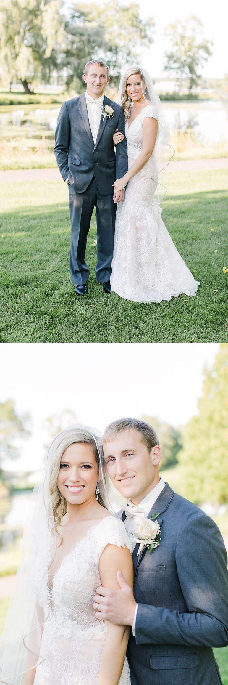 Wausau Country Club Wedding Photos