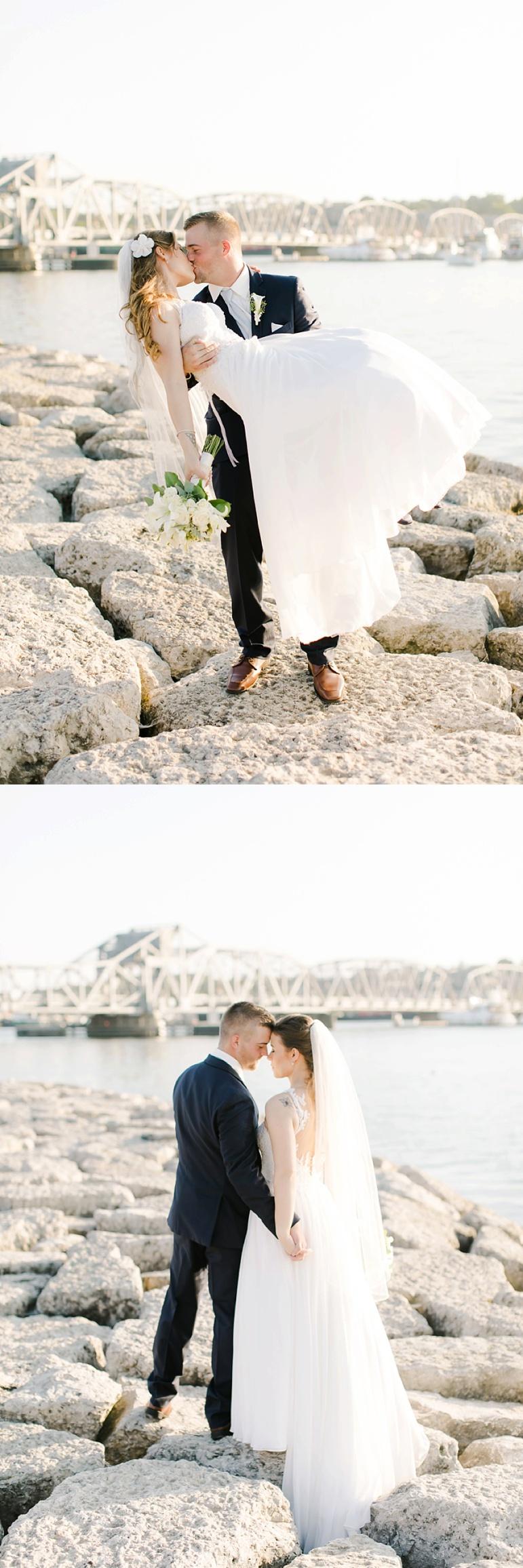 Door County Wisconsin Wedding Photographers
