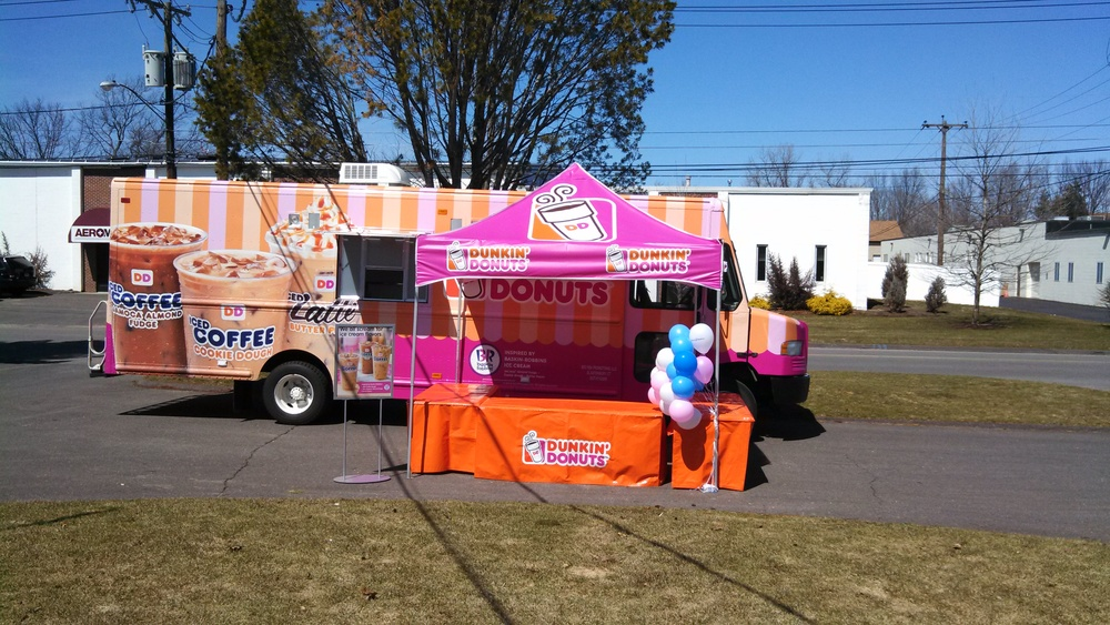 Stop by for a sample  Thursday, April 24th  at  Citifield   (Outside the Main entrance).