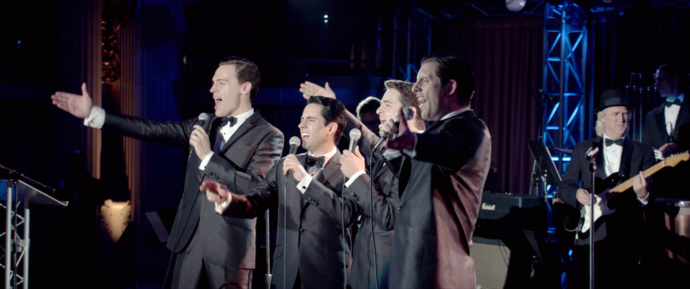 A still from a scene in 'Jersey Boys'