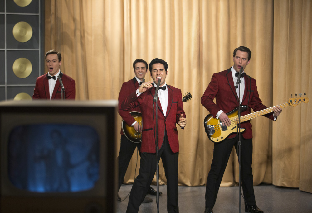 Jersey Boys Movie 1960's Fashion
