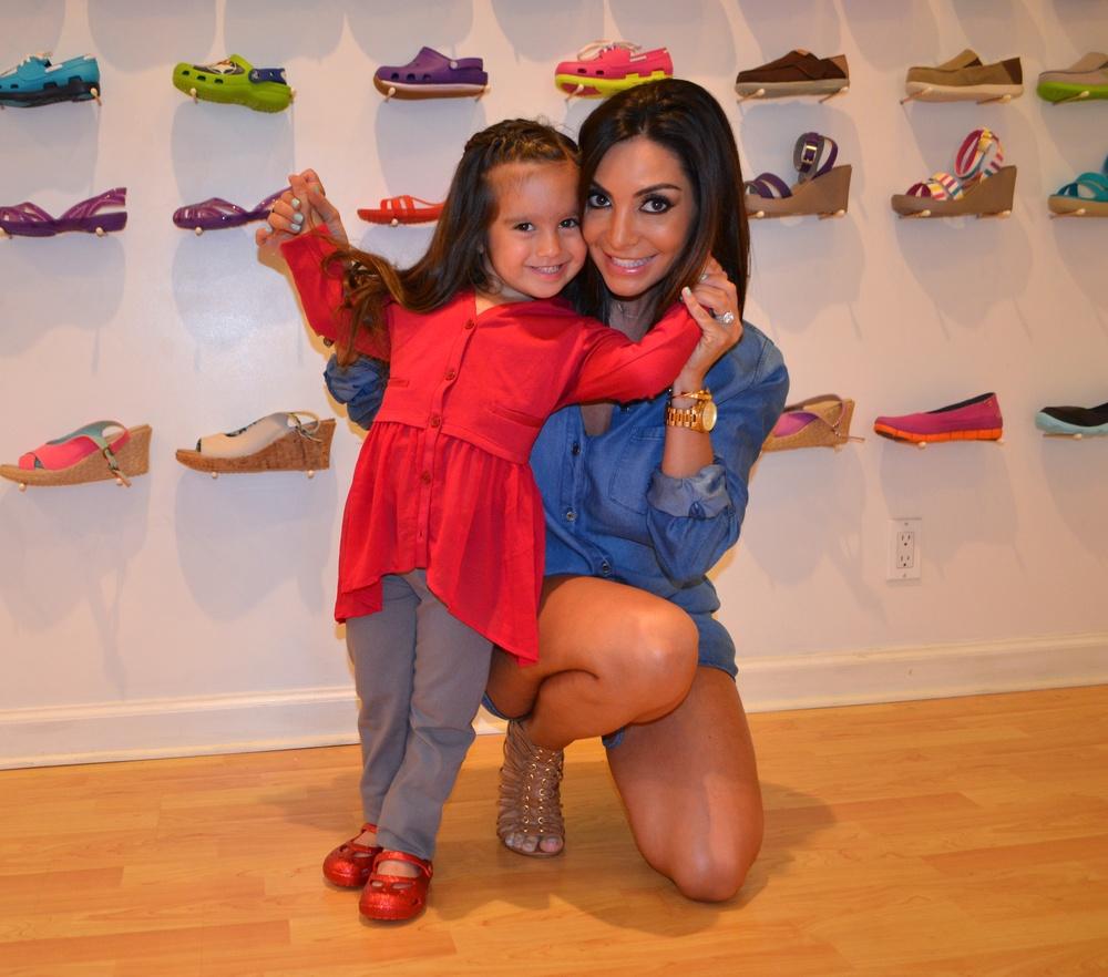05bf6b875c2f Little celebrity fans of the line include Ali Landry's daughter Estela  Monteverde, The