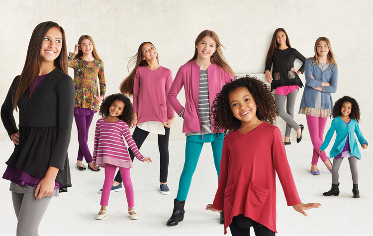 5593d7977d7c Fashion For Kids: LOGOLittles by Lori Goldstein — EVERSOPOPULAR