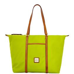 Dooney and Bourke Nylon Tote QVC Item #S7448 Special Super Saturday LIVE Price: Approximately $112.50