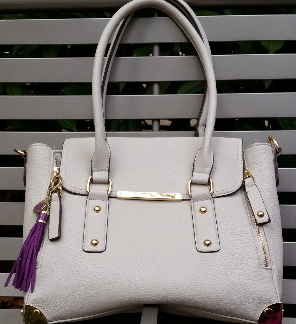 EverSoPopular Supports Purple Purse
