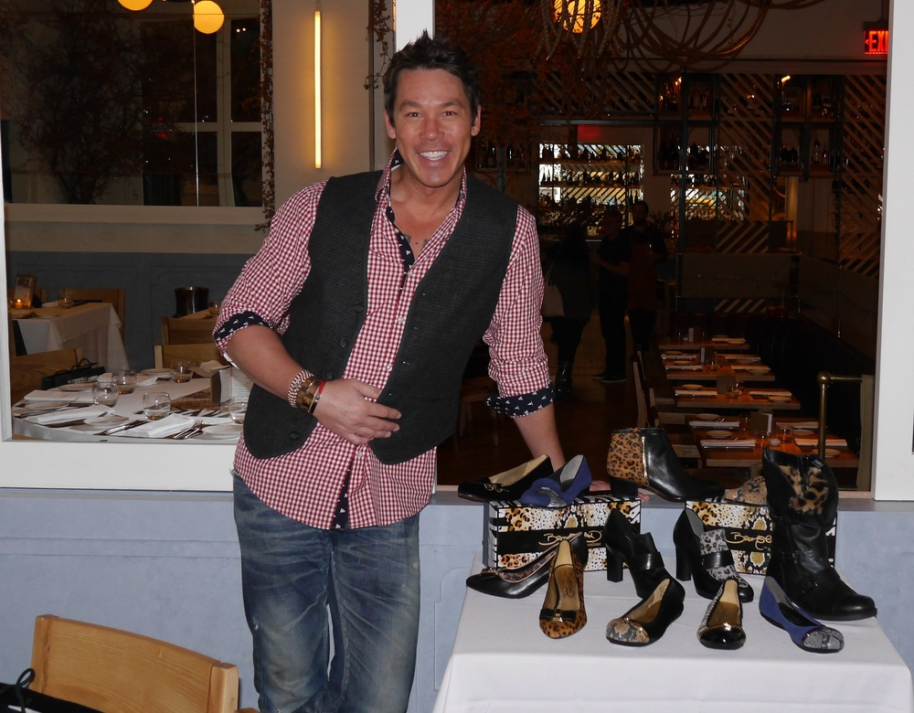 David Bromstad for Naturalizer Fall '14