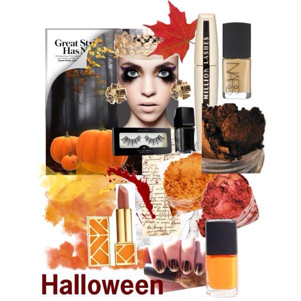 Mayela Vazquez's Halloween Mood Board